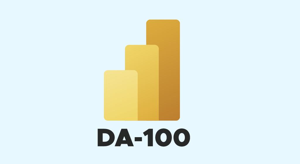 Certification DA-100