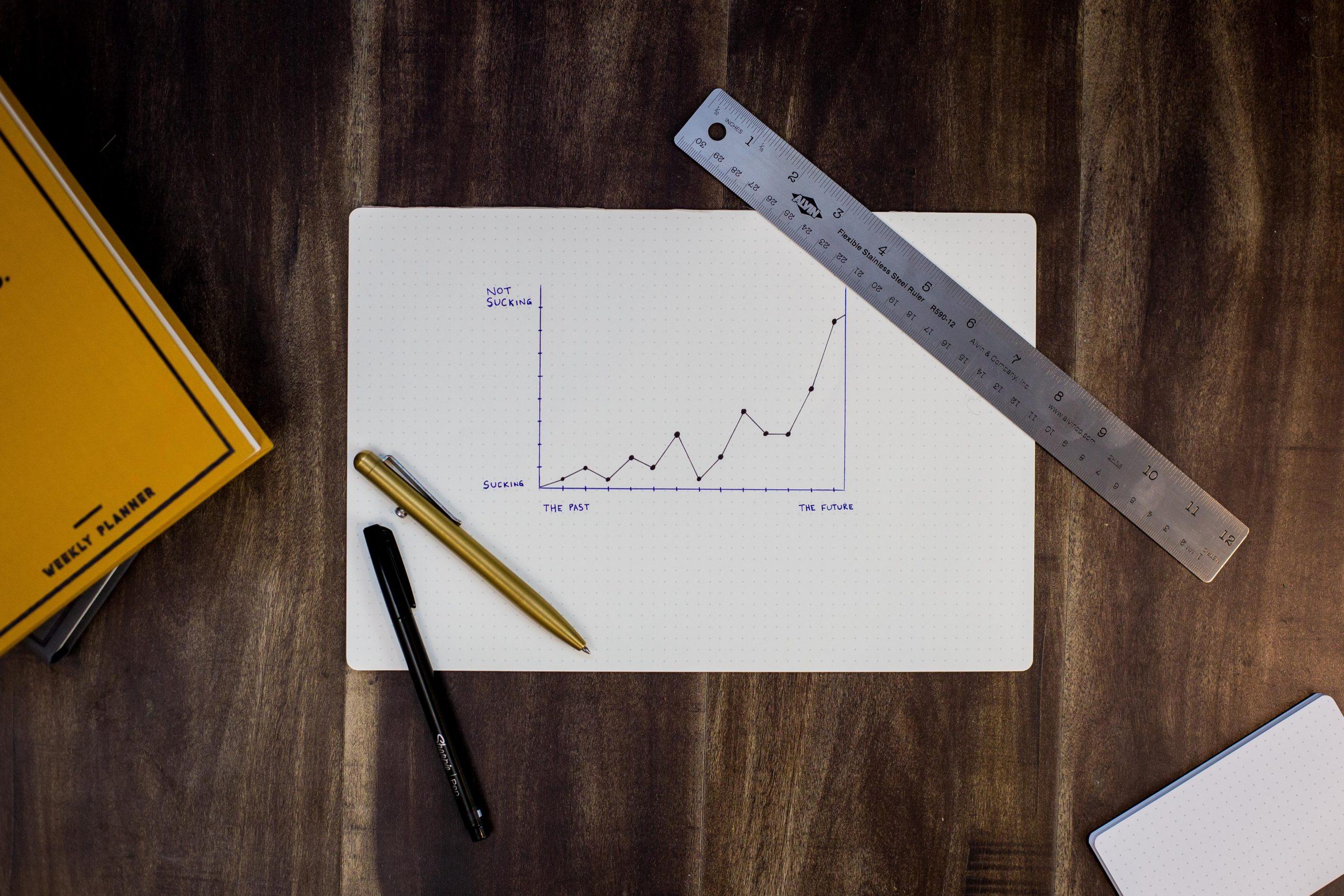 Statistiques sur papier